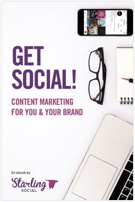 Get Social! Content Marketing For You & Your Brand